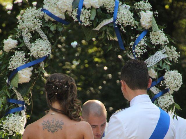 Il matrimonio di Cristian e Samanta a Terricciola, Pisa 3