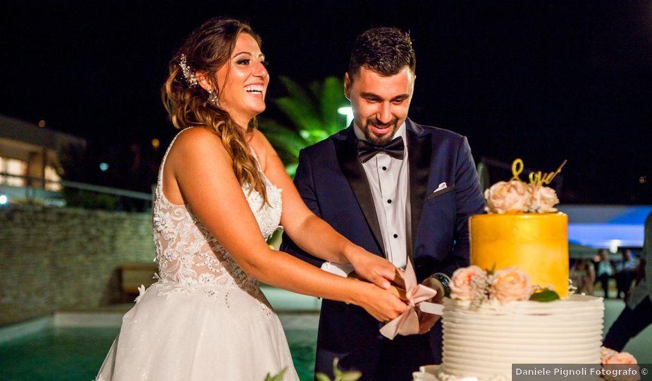 Il matrimonio di Daniele e Mariacristina a Palena, Chieti