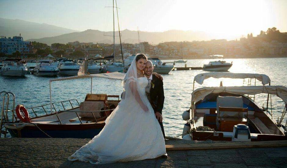 Il matrimonio di Alberto e Michela  a Taormina, Messina