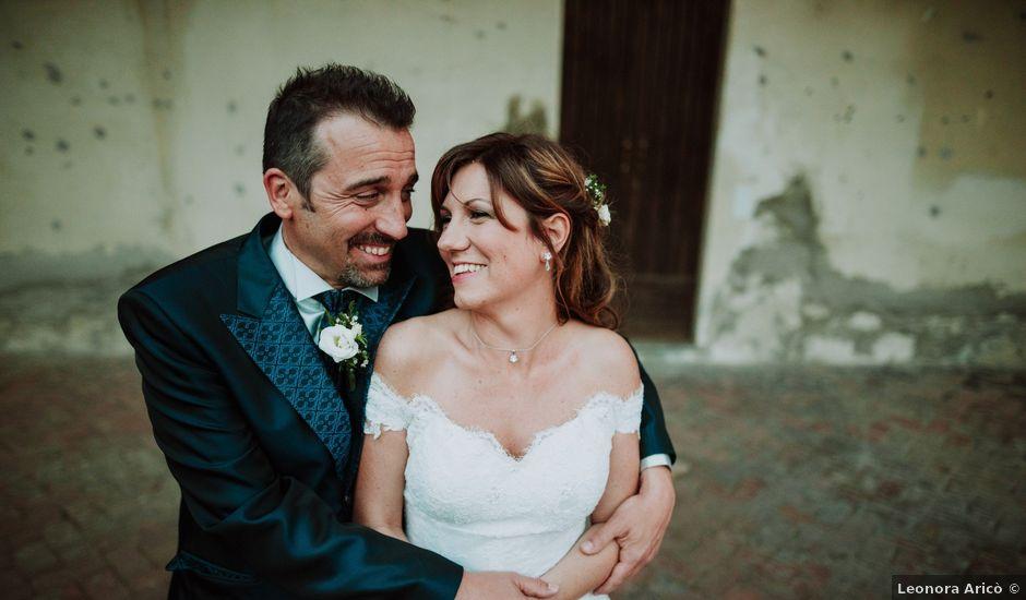 Il matrimonio di Dario e Francesca a Cortemaggiore, Piacenza