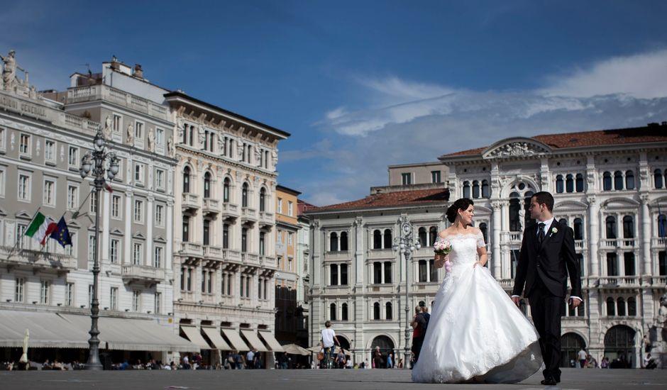 Il matrimonio di Ilinca e Francesco a Trieste, Trieste
