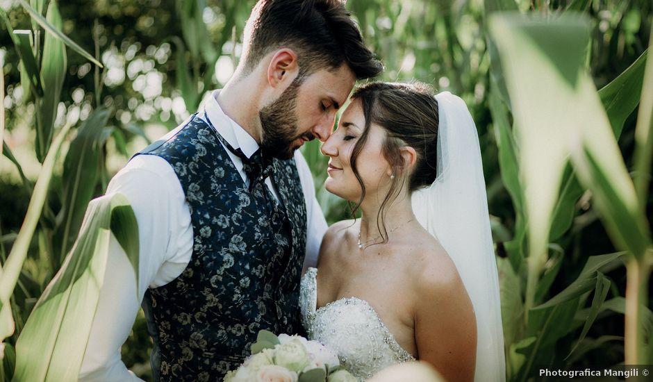 Il matrimonio di Marco e Monica a Bariano, Bergamo