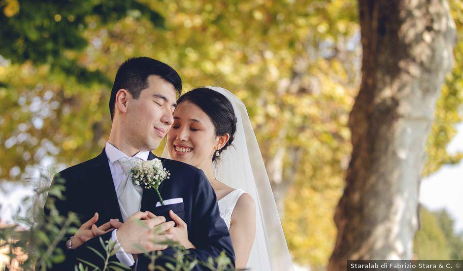 Il matrimonio di Yiwei e Yiwei a Eupilio, Como