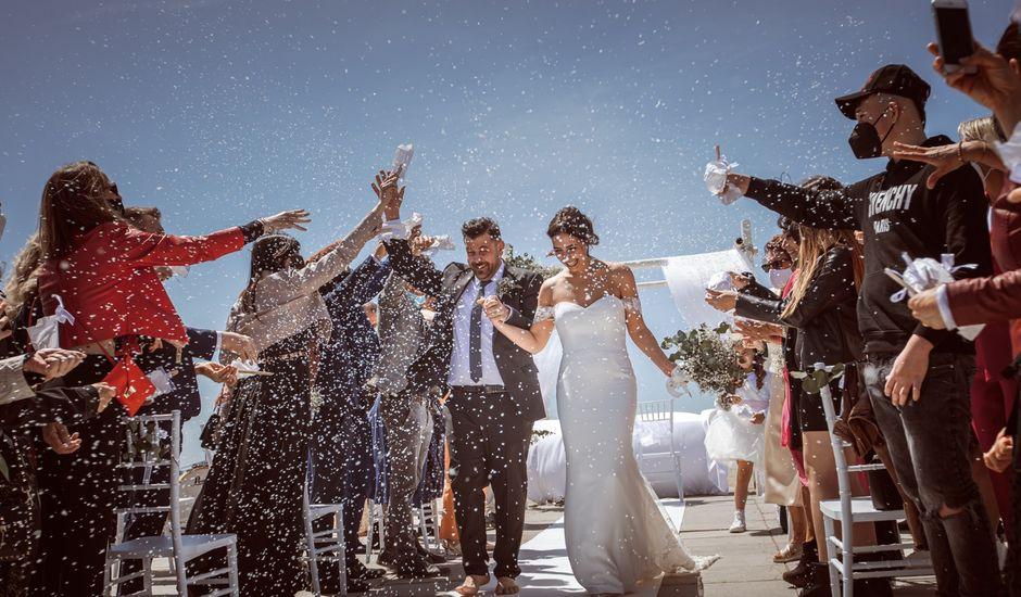Il matrimonio di Stefano e Barbara a Viareggio, Lucca