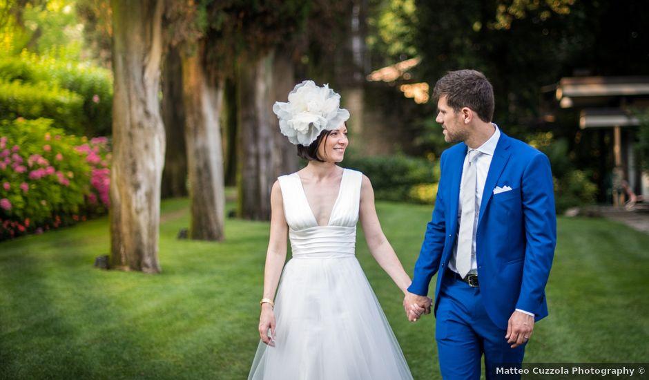 Il matrimonio di Federico e Roberta a Gardone Riviera, Brescia