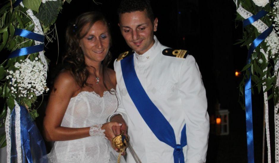 Il matrimonio di Cristian e Samanta a Terricciola, Pisa
