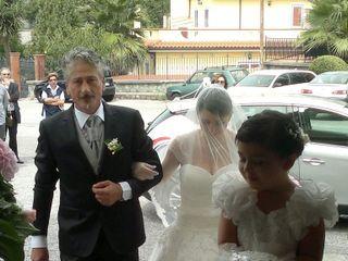 Le nozze di Flavia e Vittorio 1