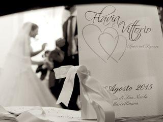 Le nozze di Flavia e Vittorio 2
