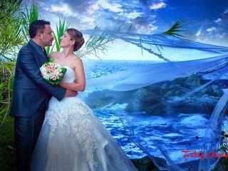 Le nozze di Flavia e Vittorio