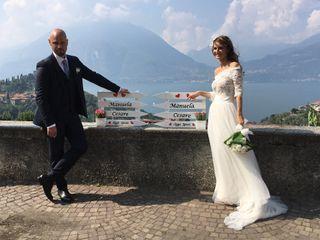 le nozze di Manuela e Cesare
