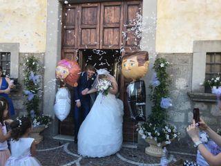 Le nozze di Laura e Jeremy