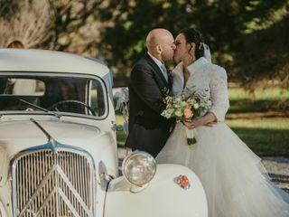 Le nozze di Cristina e Alfonso