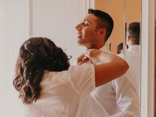 Le nozze di Federico e Jessica 2