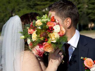 Le nozze di Jonida e Gani 3