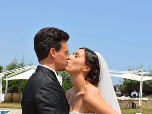 Il matrimonio di Eliana e Orlando  a Roccella Ionica, Reggio Calabria 1