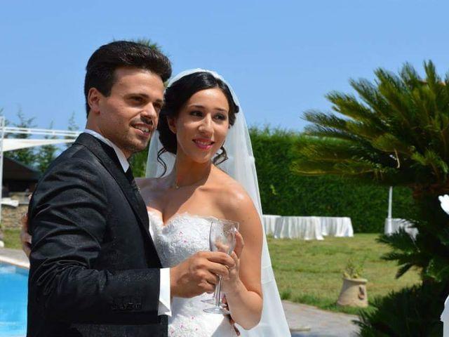Il matrimonio di Eliana e Orlando  a Roccella Ionica, Reggio Calabria 4