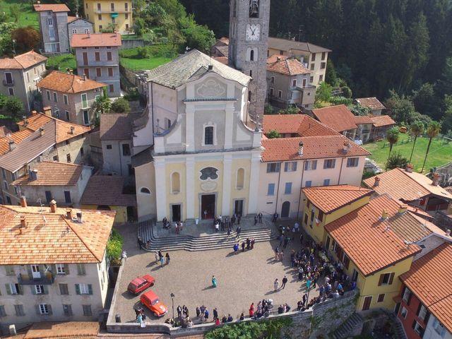 Il matrimonio di Cesare e Manuela a Varenna, Lecco 1