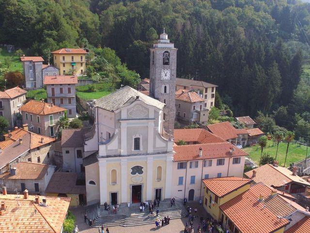 Il matrimonio di Cesare e Manuela a Varenna, Lecco 2
