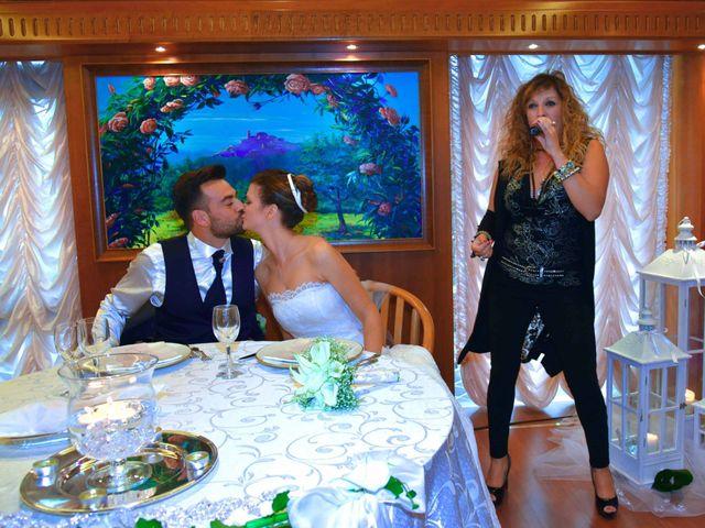 Le nozze di Lorena e Antonio