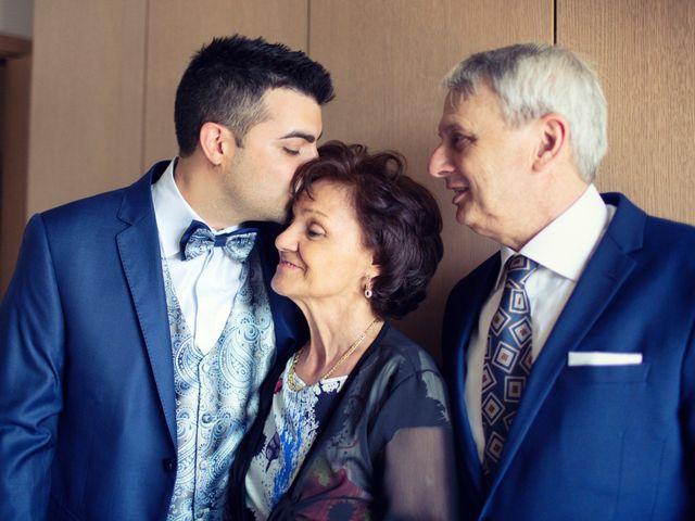 Il matrimonio di Emanuele e Martina a Vimercate, Monza e Brianza 7