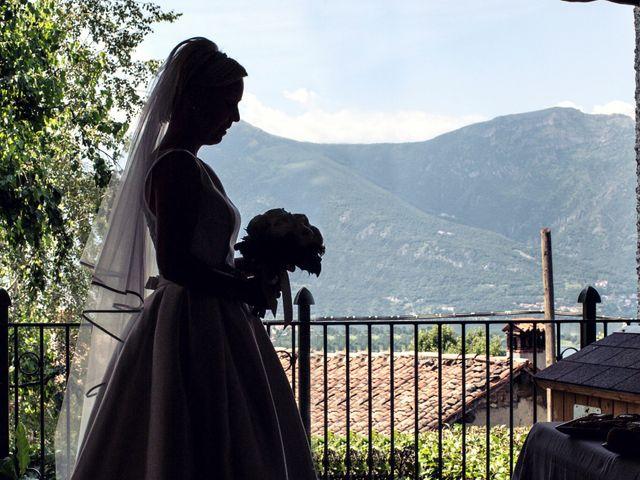 Il matrimonio di Emanuele e Martina a Vimercate, Monza e Brianza 17