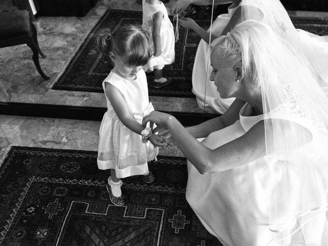 Il matrimonio di Emanuele e Martina a Vimercate, Monza e Brianza 20