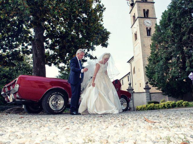 Il matrimonio di Emanuele e Martina a Vimercate, Monza e Brianza 24