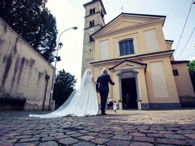 Il matrimonio di Emanuele e Martina a Vimercate, Monza e Brianza 26