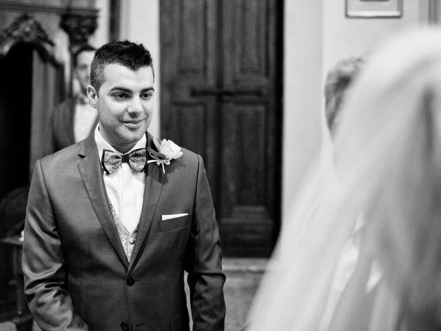 Il matrimonio di Emanuele e Martina a Vimercate, Monza e Brianza 30