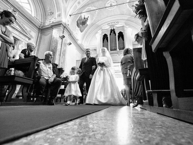 Il matrimonio di Emanuele e Martina a Vimercate, Monza e Brianza 32