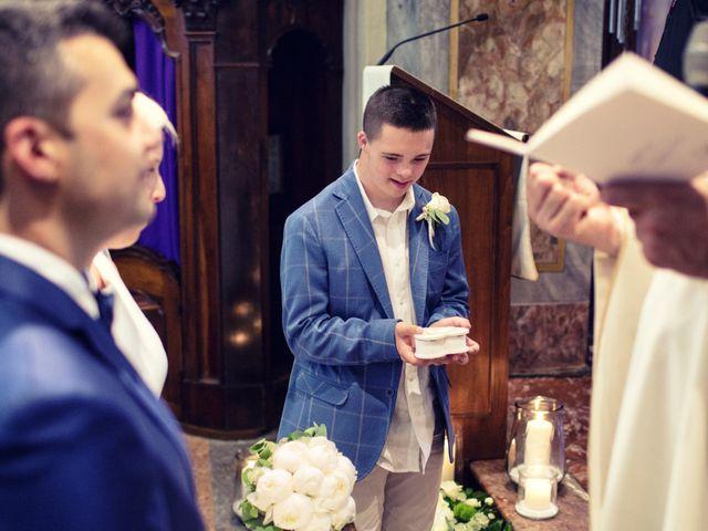 Il matrimonio di Emanuele e Martina a Vimercate, Monza e Brianza 35