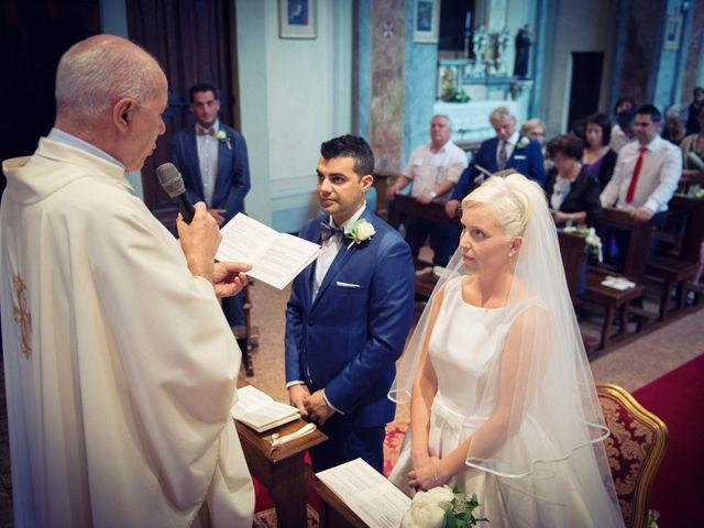 Il matrimonio di Emanuele e Martina a Vimercate, Monza e Brianza 36