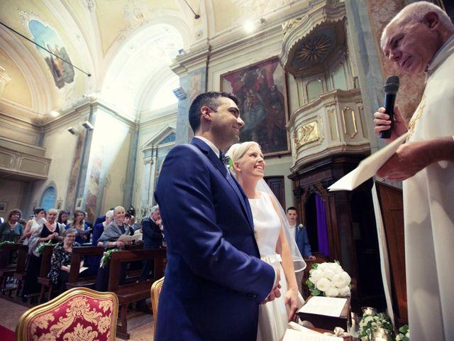 Il matrimonio di Emanuele e Martina a Vimercate, Monza e Brianza 37