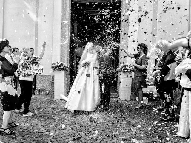 Il matrimonio di Emanuele e Martina a Vimercate, Monza e Brianza 50