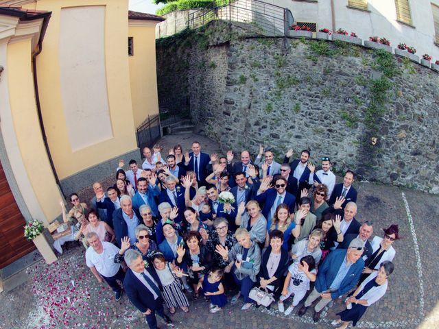 Il matrimonio di Emanuele e Martina a Vimercate, Monza e Brianza 51