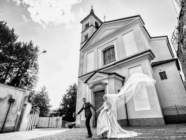 Il matrimonio di Emanuele e Martina a Vimercate, Monza e Brianza 52