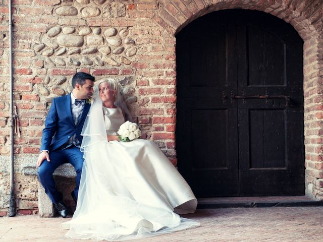 Il matrimonio di Emanuele e Martina a Vimercate, Monza e Brianza 64
