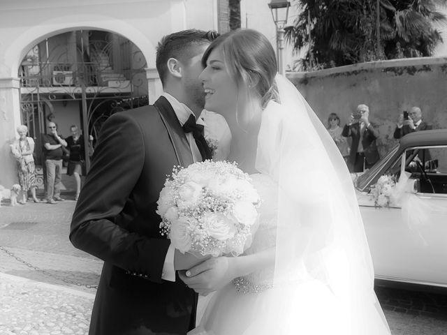 Il matrimonio di Gian Marco e Giulia a Concesio, Brescia 6