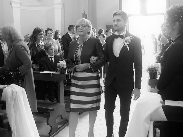 Il matrimonio di Gian Marco e Giulia a Concesio, Brescia 7