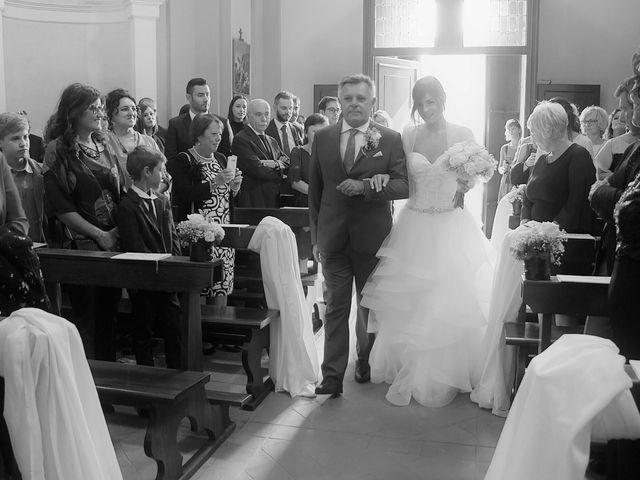 Il matrimonio di Gian Marco e Giulia a Concesio, Brescia 8