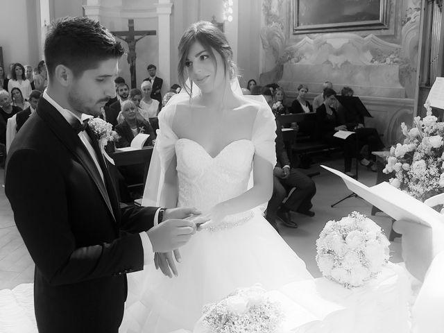 Il matrimonio di Gian Marco e Giulia a Concesio, Brescia 10