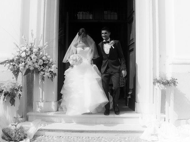 Il matrimonio di Gian Marco e Giulia a Concesio, Brescia 11