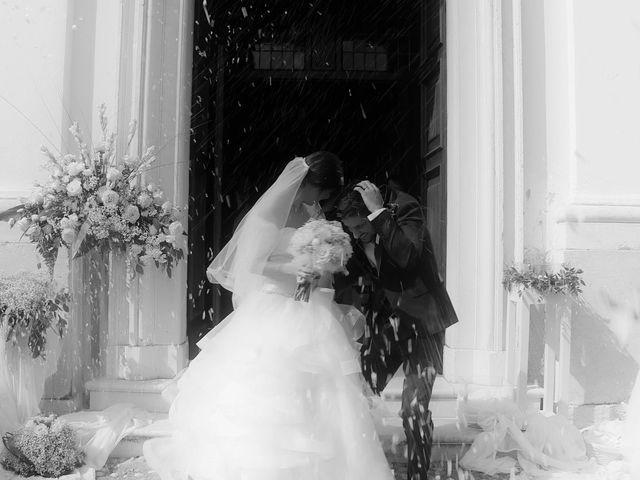 Il matrimonio di Gian Marco e Giulia a Concesio, Brescia 12