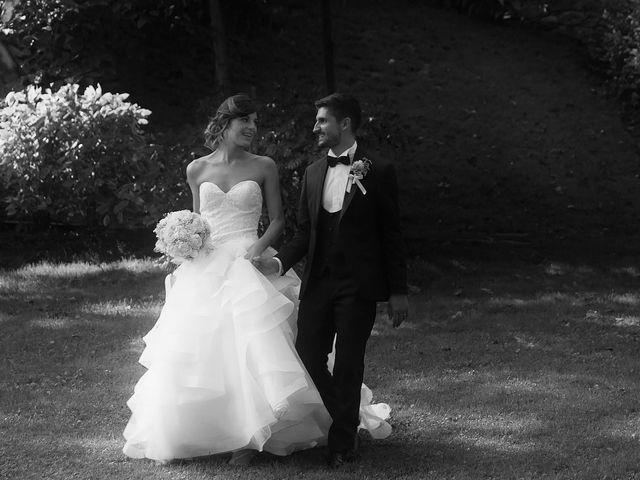 Il matrimonio di Gian Marco e Giulia a Concesio, Brescia 14