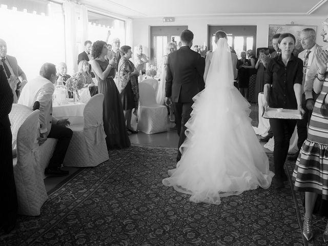 Il matrimonio di Gian Marco e Giulia a Concesio, Brescia 17