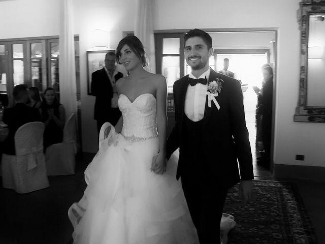 Il matrimonio di Gian Marco e Giulia a Concesio, Brescia 18