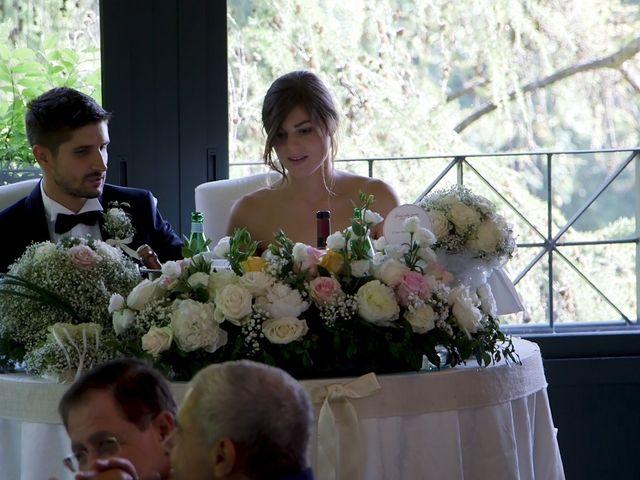 Il matrimonio di Gian Marco e Giulia a Concesio, Brescia 20