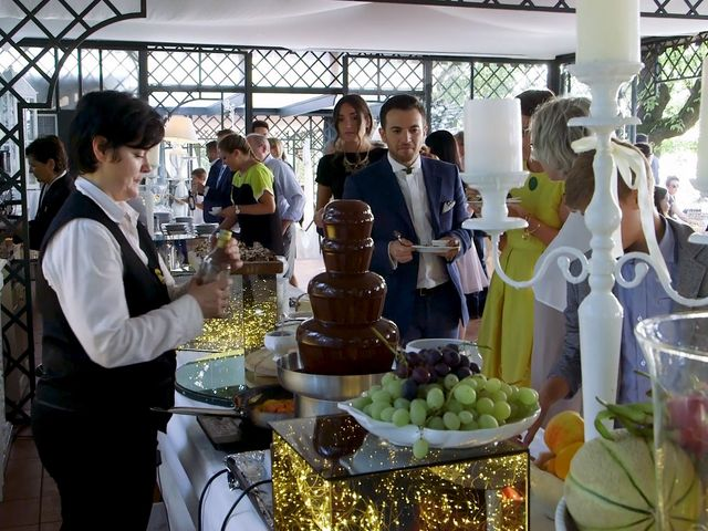 Il matrimonio di Gian Marco e Giulia a Concesio, Brescia 21