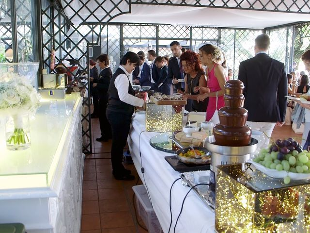 Il matrimonio di Gian Marco e Giulia a Concesio, Brescia 23