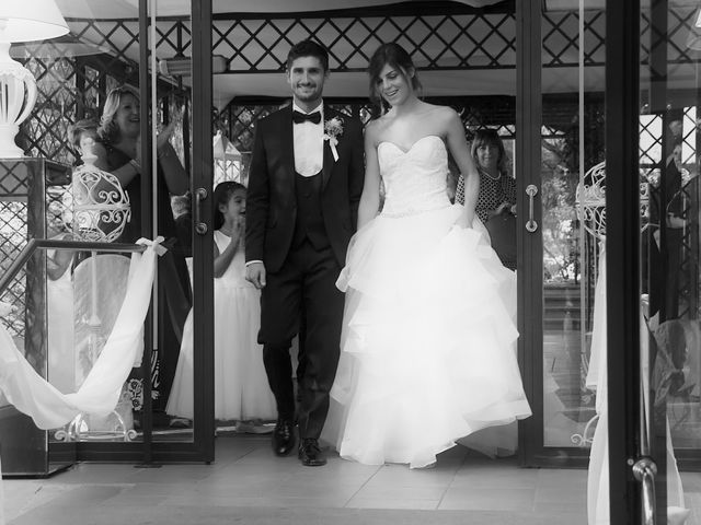 Il matrimonio di Gian Marco e Giulia a Concesio, Brescia 24